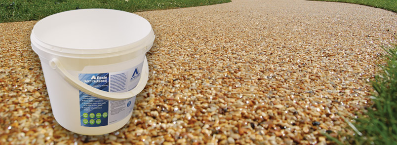 Resin Bound Floor Slip